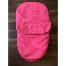 Bright Pink Universal Fleece Lined Footmuff Free Shipping
