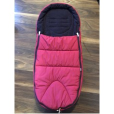 Mamas And Papas Pink Winter Footmuff All Seasons FREE SHIPPING