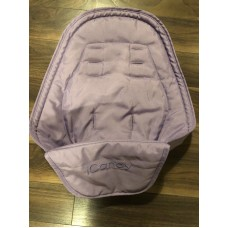iCandy Parma Violet Main Seat Liner Zip On FREE SHIPPING