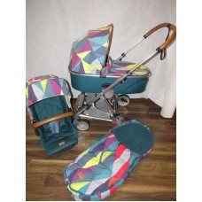 Mamas And Papas Urbo 2 Atticus Pram Pushchair Special Edition