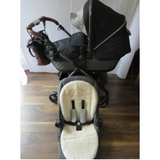Silver Cross Wayfarer Pram Pushchair Henley Limited Edition Stunning