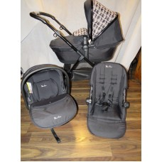 Silver Cross Wayfarer Travel System Special Edition Safari