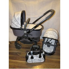 iCandy Peach World Pram Pushchair Special Edition Rare