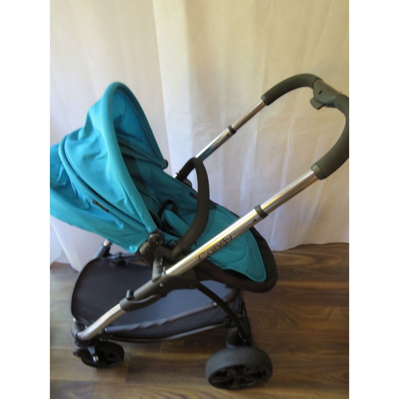 Icandy Strawberry 2 Travel System Pacific Blue